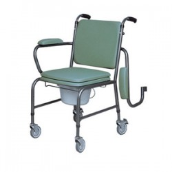 CHAISE PERCEE A ROUES - GR171