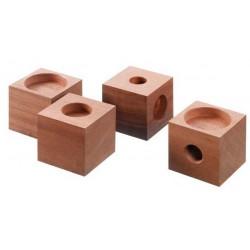 Rehausseurs en bois 9 cm
