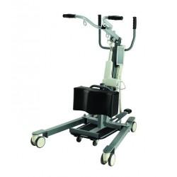 Verticalisateur compact avec appui jambes réglable en hauteur