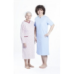 Chemise de nuit médicalisée MARIE-NOËLLE