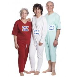 Vêtement CHOUPYNETT col v