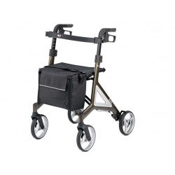 ROLLATOR 4 ROUES - ALEVO