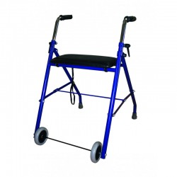 Location ROLLATOR 2 ROUES 2 PATINS