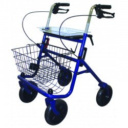 Location ROLLATOR 4 ROUES