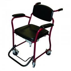 CHAISE PERCEE A ROUES - Candy 250