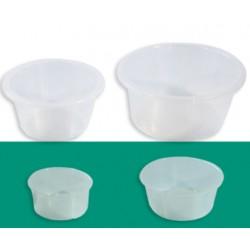 CUPULE GRADUEES PLASTIQUE - PETIT FORMAT