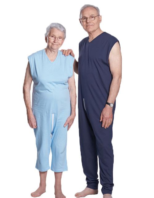Vêtements médicalisés